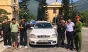 Điện Biên: Giấu 30 bánh heroin trên xe tập lái, 3 đối tượng bị bắt giữ