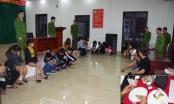 """Hà Nam: Bắt giữ hàng chục đối tượng tổ chức """"bay lắc"""", đánh bạc và mua bán dâm tại khách sạn"""