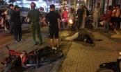 Hai thanh niên gây chấn động vùng quê với 6 vụ cướp trong 2 giờ