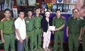 Đắk Nông: Trao trả 100 triệu đồng cho vợ nạn nhân vụ thủy điện Rào Trăng 3