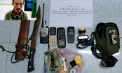 Đấu súng với nhóm vận chuyển ma túy, 1 trinh sát biên phòng bị trọng thương