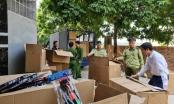 Vĩnh Phúc: Thu giữ gần 2.000 khẩu súng nhựa, đồ chơi nguy hiểm không rõ nguồn gốc