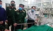 2 chiến sĩ thương vong khi rà phá bom mìn ở Hà Giang