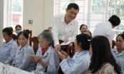 Nghệ An: Thăm hỏi các nhà giáo đang điều trị tại các bệnh viện