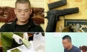 Lạng Sơn: Khởi tố, bắt giữ 2 đối tượng mang súng đi buôn ma túy