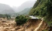Cảnh báo lũ quét, sạt lở đất và ngập lụt tại các tỉnh từ Thanh Hóa đến Hà Tĩnh