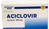 Thu hồi toàn bộ lô thuốc Aciclovir 400mg của Công ty Dược Hải Dương