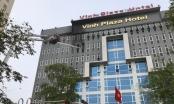 Cháy lớn tại khách sạn Vinh Plaza, nhiều người bỏ chạy thoát thân