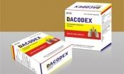 Cục Quản lý Dược đề nghị thu hồi lô thuốc Dacodex của Công ty Dược Hải Dương