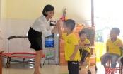 Lớp học đặc biệt ở Hà Tĩnh, nơi học sinh 2 năm mới lên một lớp