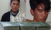 Hà Giang: Bắt giữ 2 đối tượng vận chuyển trái phép 30 bánh heroin