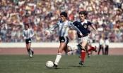 [Clip]: Nhìn lại bàn thắng được mệnh danh là bàn tay của Chúa của huyền thoại Maradona