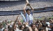 [Clip]: Xem lại pha đi bóng khiến thế giới sửng sốt của Diego Maradona tại World Cup Mexico 1986