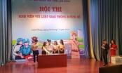Sở Tư pháp tỉnh Lâm Đồng tổ chức Hội thi sinh viên với Luật giao thông đường bộ