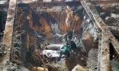 Hà Nội: Phát hiện một quả bom chưa nổ, phố Cửa Bắc bị phong toả