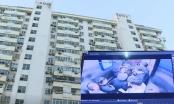 Thang máy rơi tự do ở chung cư B10A Nam Trung Yên, nhiều người bị thương