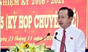 Thủ tướng Chính phủ phê chuẩn nhân sự tỉnh Bạc Liêu