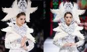Khánh Vân nói gì về chuyện cát-xê khi diễn vedette cho show thời trang cưới?