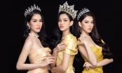 """Chiêm ngưỡng nhan sắc """"thăng hạng"""" của Top 3 Hoa Hậu Việt Nam 2020 sau 1 tháng đăng quang"""