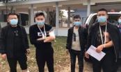 Kon Tum cách ly nhóm người Trung Quốc nghi nhập cảnh trái phép
