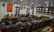 Quảng Ninh: Triệt phá thành công nhóm đối tượng dùng mạng xã hội buôn bán số lượng lớn vũ khí nóng