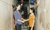 Trịnh Kim Chi xây nhà tình thương cho người nghèo