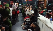 Lâm Đồng: Kiểm tra quán Beer, karaoke, phát hiện 20 dân chơi dương tính với ma túy.