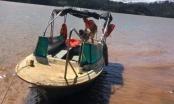Lâm Đồng: Bắt giữ 2 ca nô chở khách trái phép trên hồ Đan Kia