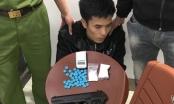 Đắk Nông: Bắt giữ đối tượng tàng trữ ma túy mang theo súng quân dụng