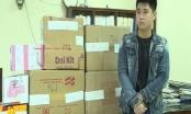 Vĩnh Phúc: Bắt giữ đối tượng mua bán 71,1kg  pháo nổ
