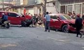 Phú Thọ: Xe bán tải gây tai nạn liên hoàn, 4 người thương vong