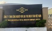 Bắc Ninh: Xả nước thải ra môi trường Công ty The Great Star bị phạt gần 500 triệu