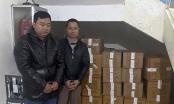Hà Giang: Bắt đối tượng vận chuyển 410 kg pháo đi tiêu thụ