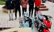 Thanh Hóa: Bắt giữ 5 đối tượng dùng hung khí đi cướp tài sản