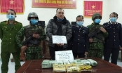 Hà Tĩnh: Bắt giữ đối tượng vận chuyển ma túy số lượng lớn qua cửa khẩu