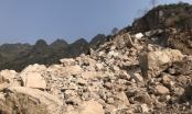 Hà Giang: Hàng ngàn mét khối đá ở mỏ Pắc Luốc 2 bất ngờ sạt trong đêm