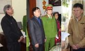 Nghệ An: Khởi tố 3 bị can, 2 người từng là Chủ tịch xã