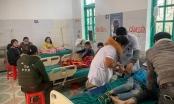 7 học sinh đau bụng dữ dội nhập viện sau bữa sáng trước cổng trường