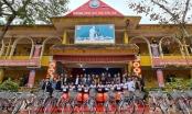 CLB Báo chí Bắc Giang tại Hà Nội tặng 100 suất quà tới Trường PTDT Nội trú Yên Thế