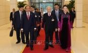 Đại hội Đảng toàn quốc lần thứ XIII bầu Đoàn Chủ tịch