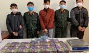 """Bắt giữ các đối tượng tàng trữ, buôn bán pháo hoa nổ """"khủng"""" ở Sơn La"""