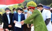 Tỉnh Bắc Giang tăng tốc lấy mẫu xét nghiệm người đi về từ TP HCM