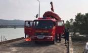 Nam thanh niên nghi nhảy xuống sông Lam tự vẫn