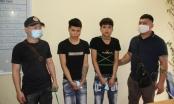 Bắt 2 đối tượng người Thái Nguyên sang Lào Cai cướp giật