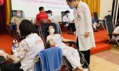 Bệnh viện Phụ sản Trung ương tham gia hiến máu kỷ niệm 66 năm ngày Thầy thuốc Việt Nam