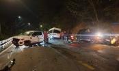 Lâm Đồng: Tai nạn giao thông liên hoàn trên đèo Bảo Lộc, nhiều người bị thương