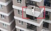 Bé gái 3 tuổi rơi từ tầng 12 chung cư và tình huống cứu nguy thần kì của người hùng Nguyễn Ngọc Mạnh