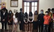 Bắc Ninh: Bắt quả tang 24 thanh niên bay lắc tại quán karaoke giữa mùa dịch
