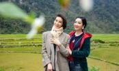 Hoa hậu Giáng My, MC Thanh Mai khám phá Pu Luông