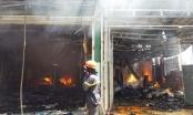 Lâm Đồng: Bà hỏa ghé thăm giữa trưa nắng, thiêu rụi 5 căn nhà